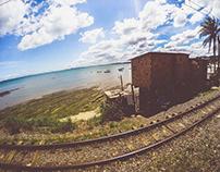 O trem do subúrbio