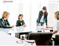 Immagini aziendali per sito web - Waldner