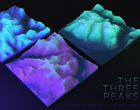 The Three Peaks - Terrain Mapping