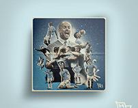 Football: Social Media Collage Experiments