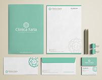 Clínica Faria   Branding