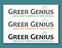 Greer Genius Logo