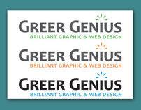 Greer Genius Logo