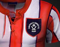 SUFC Vintage Shirts Mini Series