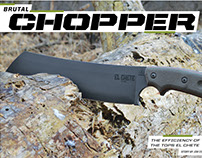 survivor's edge: brutal chopper