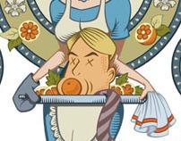 """French Cook : """"Le Trader à l'Orange"""""""