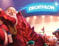 Decathlon - Christmas Campaign