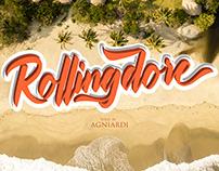 Rollingdore   Font Display