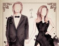 Oscars Looks 2012