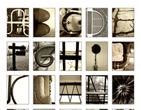 Photography Alphabet