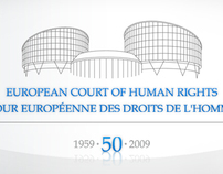 50th anniversary of European Court of Human Rights