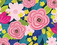 Fiest Floral Pattern