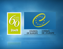 60th anniversary of Council of Europe