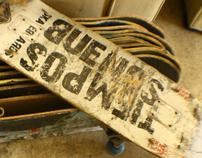 reciclaje skate