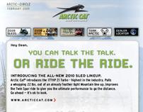 Arctic Cat in your inbox!