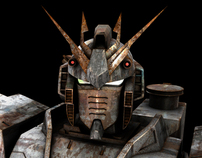 Gundam modeling