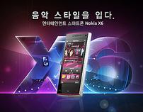 Nokia X6 | 2009