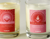 Spiritual Gangster Candle