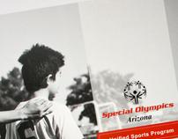 Special Olympics Brochure
