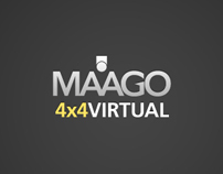 Maago 4x4 Virtual iPad and iPhone Apps GUI