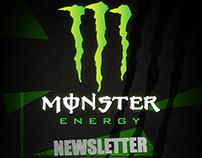 Monster Energy Newsletter #2