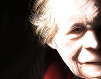 Granny's Portrait