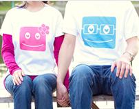 Logo and T-shirt design