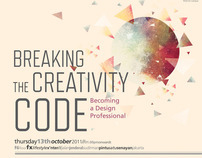 FDGI & Campus: Breaking The Creativity Code