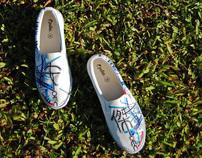 Customize Canvas Shoe