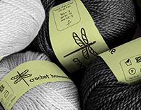 Crochet Homme - Branding