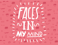 Faces in My Mind