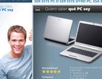 PC Selector- Microsoft