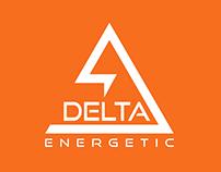 Logo design for Delta Energetic