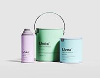 Paint Packaging Mockup