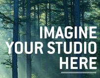 StudioPod visual identity