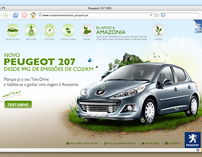 Peugeot 207 99g (trab. equipa)