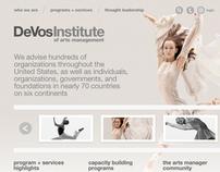 DeVos Institute of Arts Management