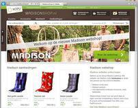 Madison webshop
