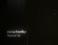 actweb Showreel '09
