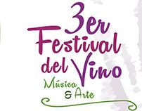 3er Festival del Vino - 3rd Wine Festival