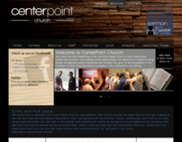Web Design: CenterPoint Church