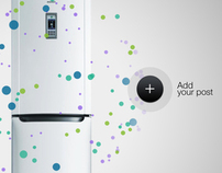 Indesit -Scrivilo sul frigo - project pitch