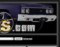 Custom Donks Website