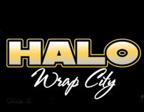 Halo Wrap City