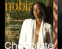 Nubia Magazine for the iPad