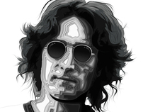 JOHN LENNON - ILLUSTRATION