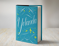 Book Cover Lettering