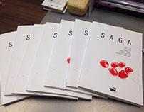 Saga - An anthology