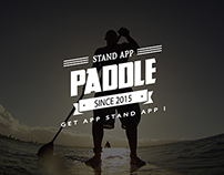 Stand App Paddle