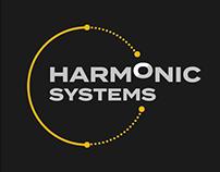 HARMONIC AFRICA - solar company branding